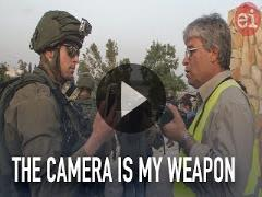 <center>Watch: The camera is my weapon</center>