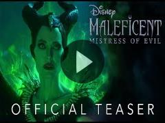 Angelina Jolie returns as Maleficent in 'Mistress of Evil' teaser