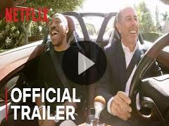 Jerry Seinfeld, Eddie Murphy star in 'Comedians in Cars Getting Coffee' trailer