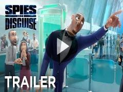 'Spies in Disguise': Tom Holland turns Will Smith into pigeon in new trailer