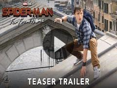 'Spider-Man: Far From Home': Tom Holland goes to Europe in teaser