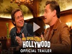Leonardo DiCaprio, Brad Pitt talk show biz in 'Once Upon a Time' trailer (FEATURING NSFW MATERIAL)