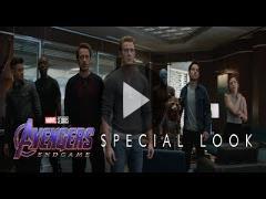 Iron Man, Captain America reunite in new 'Avengers: Endgame' clip