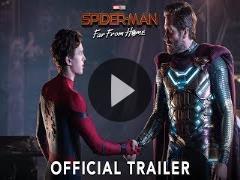 'Spider-Man: Far From Home': Tom Holland meets Jake Gyllenhaal in new trailer (WARNING - AVENGERS: ENDGAME SPOILER!!!)