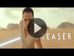 'Star Wars IX' title revealed: 'The Rise of Skywalker'
